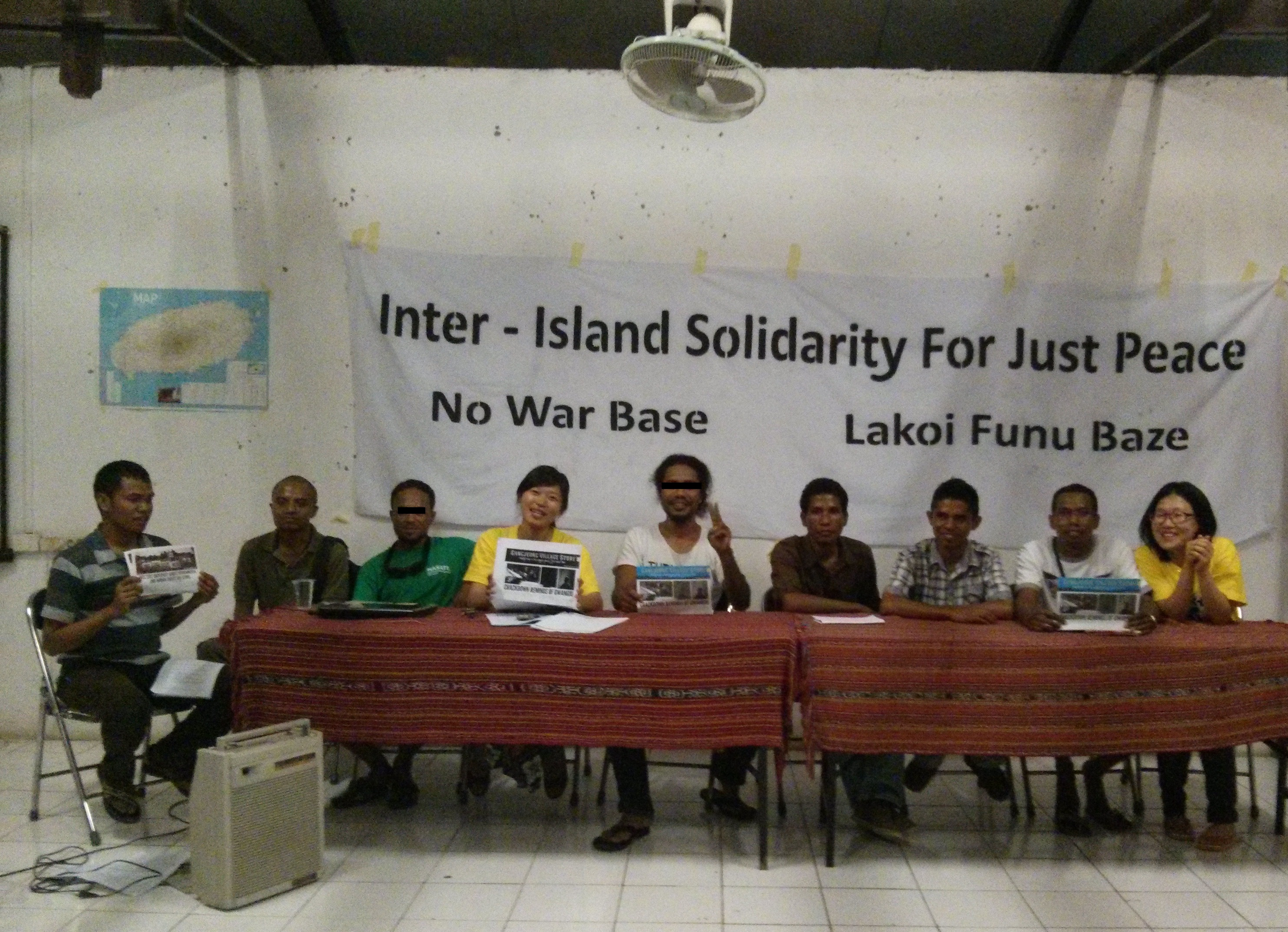 Inter-Island solidarity for Justice event in Timor (3)