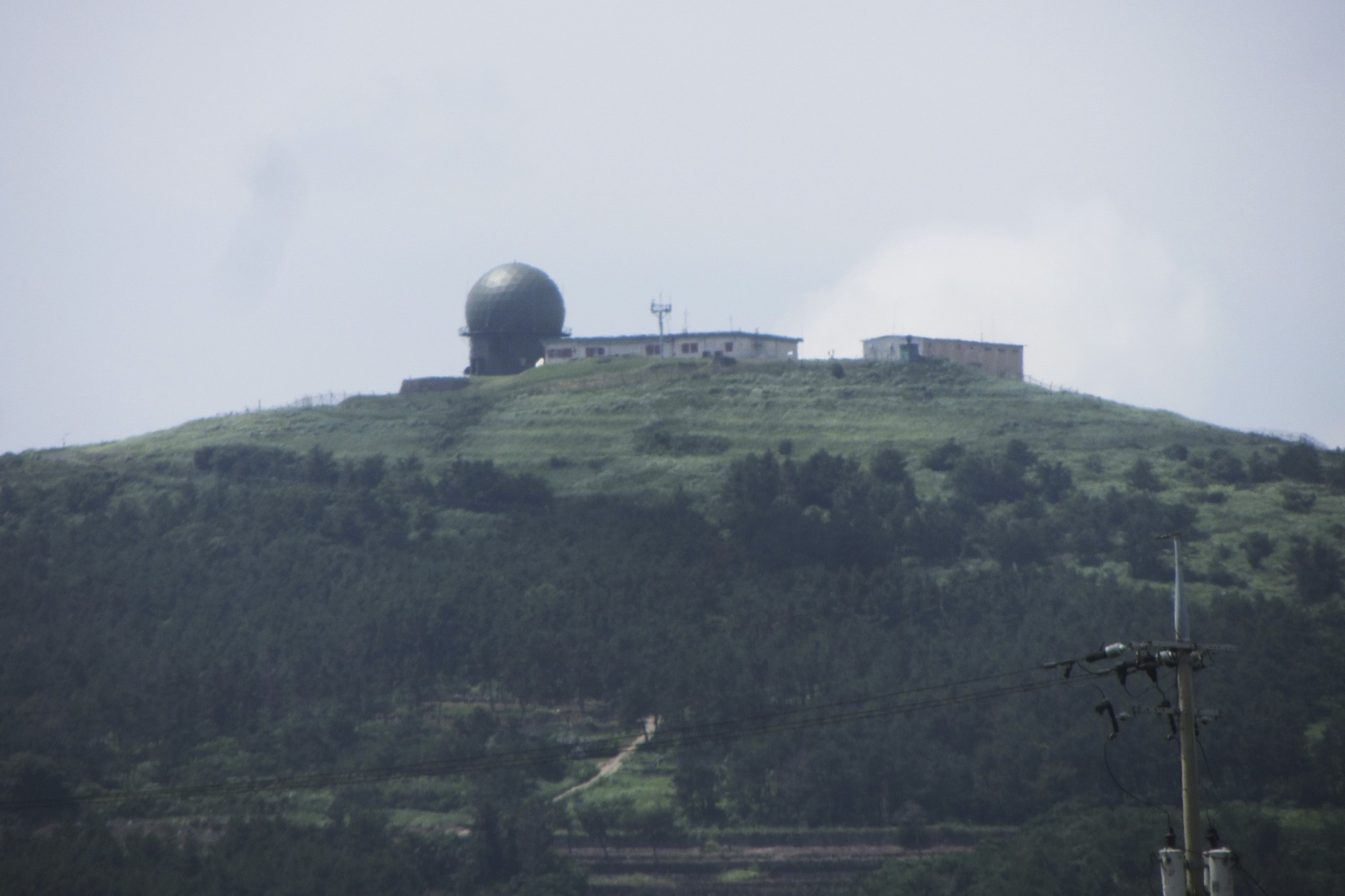 Moseulpo Radar Base, formerly U.S. Camp McNabb.