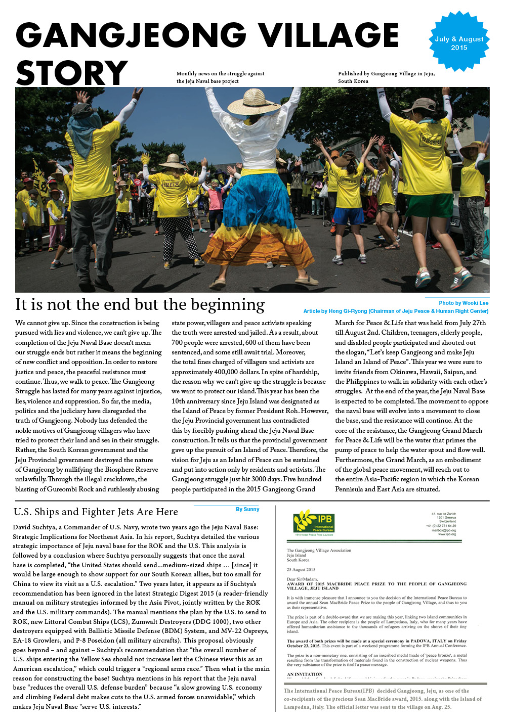 July August first section_Page 1